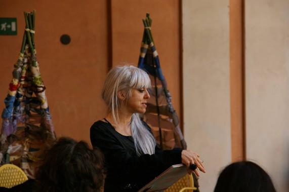 Octavia Monaco Festival Punto e a capo